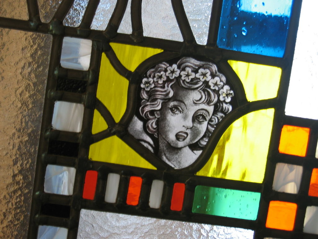 blauw Archives - Glas in lood Atelier SchmitGlas in lood Atelier ...
